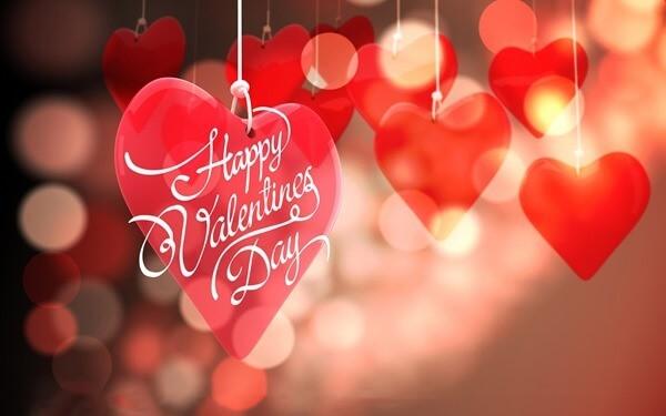 День святого Валентина - сколько дней осталось до праздника
