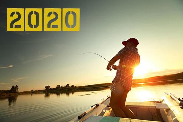 календарь рыбака 2020