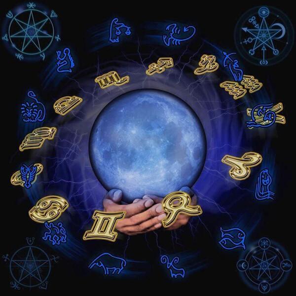 Луна и знаки Зодиака