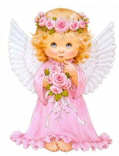 день ангела - девочка