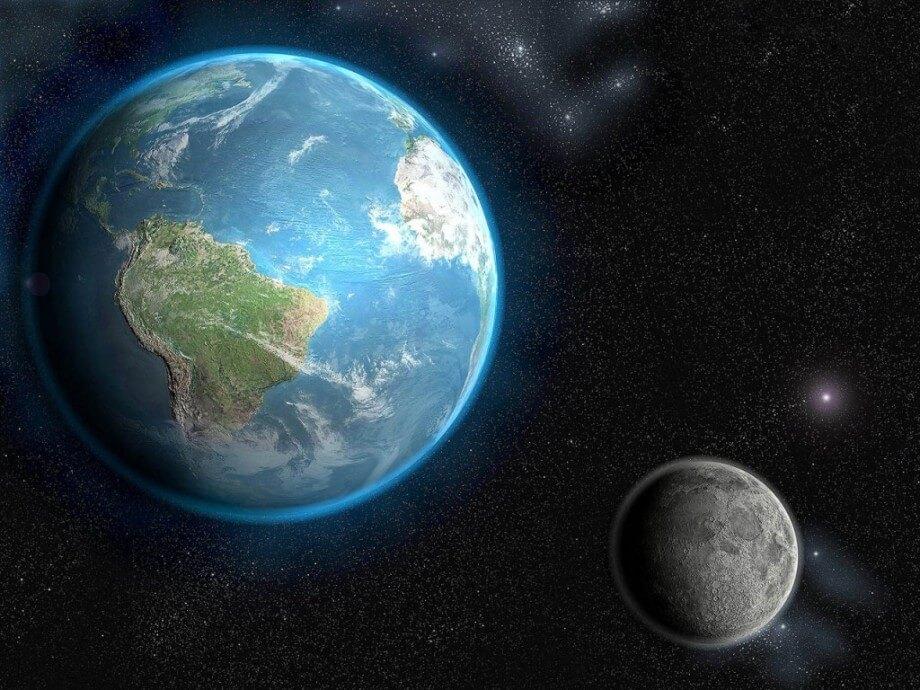 50 интересных фактов о Луне