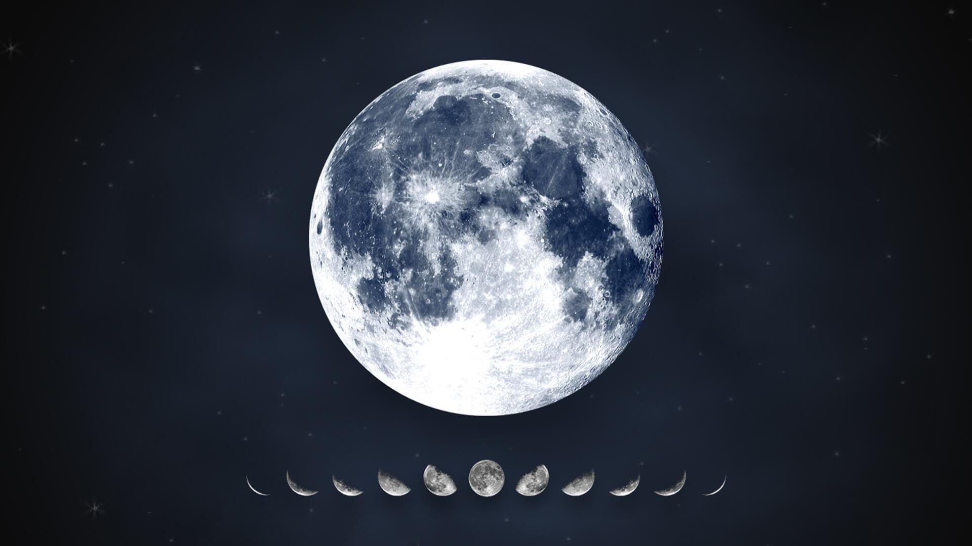 Луна - все о Луне