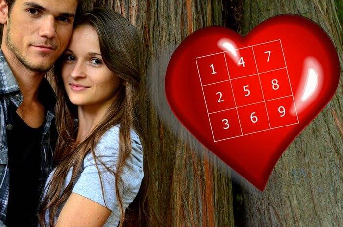 Нумерология любви и отношений