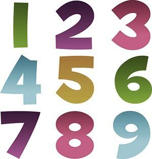 все числа судьбы