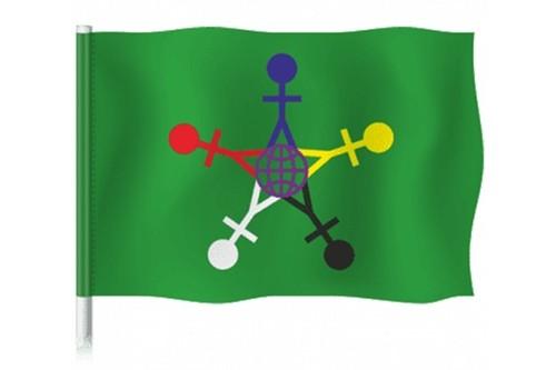Международный день защиты детей флаг