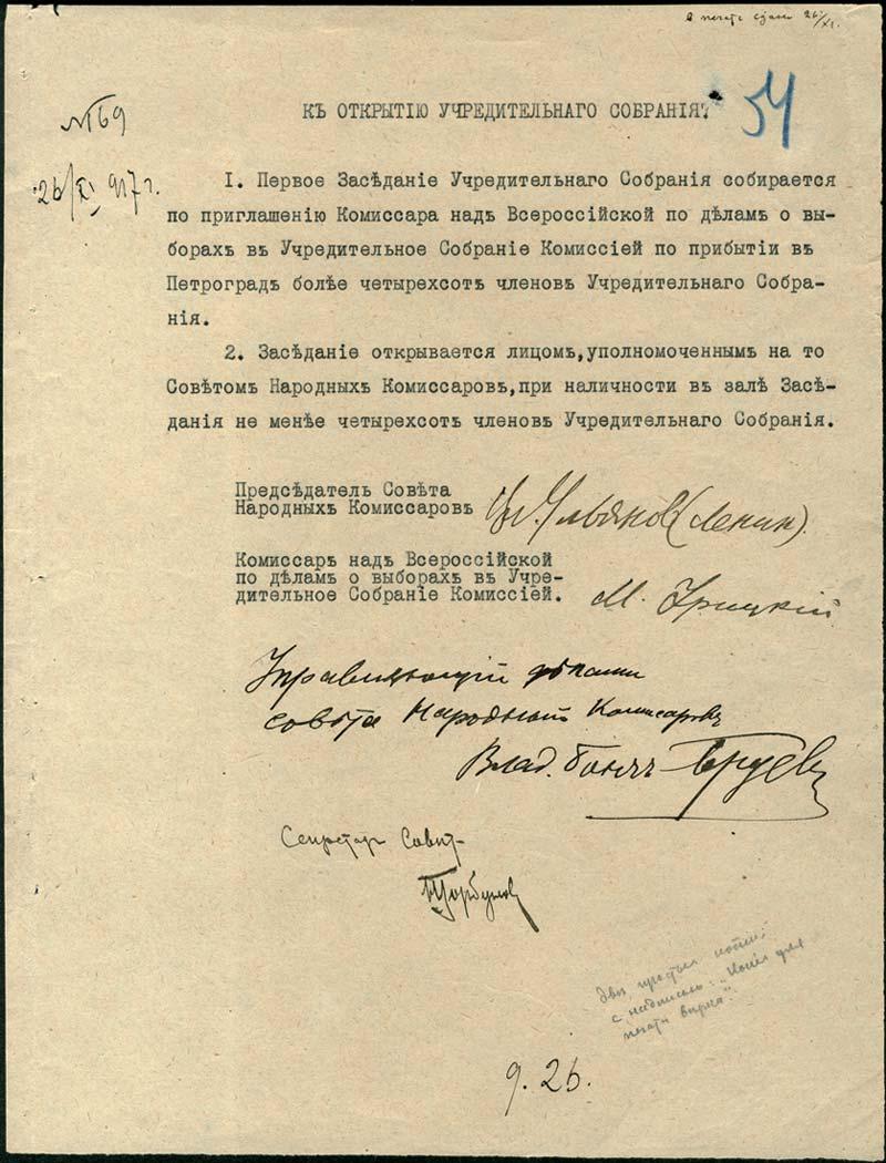 Полный текст декрета о создании Пограничной охраны был опубликован в июне 1918 года